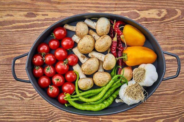 Pekáč se zeleninou