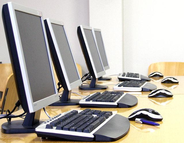řada počítačů
